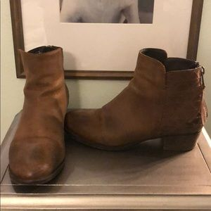 Steve Madden Leather Bootie